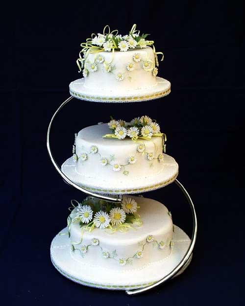 Wedding cakes handmade by classic cakes the wedding cake our range junglespirit Choice Image