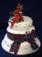 Wedding Cakes To Order Handmade Wedding Cakes Gosport